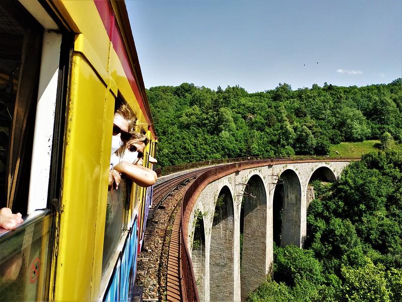 Viatge Cultural - El Tren Groc del Pirineu, paisatges entre el Conflent i la Cerdanya