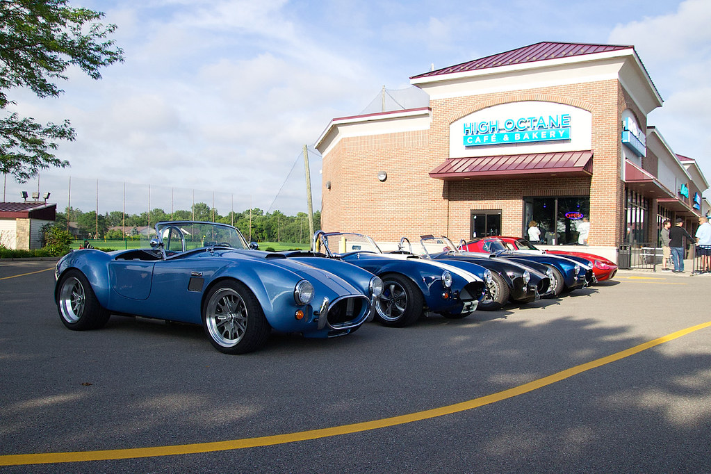 Cobras and Coffee High Octane Cafe July 10 2021