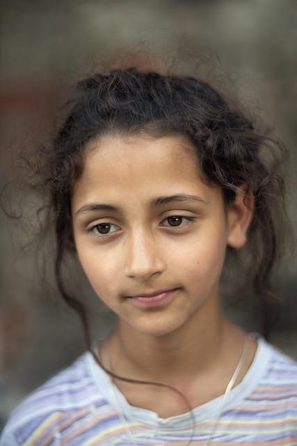 Grandchild of the Pujari