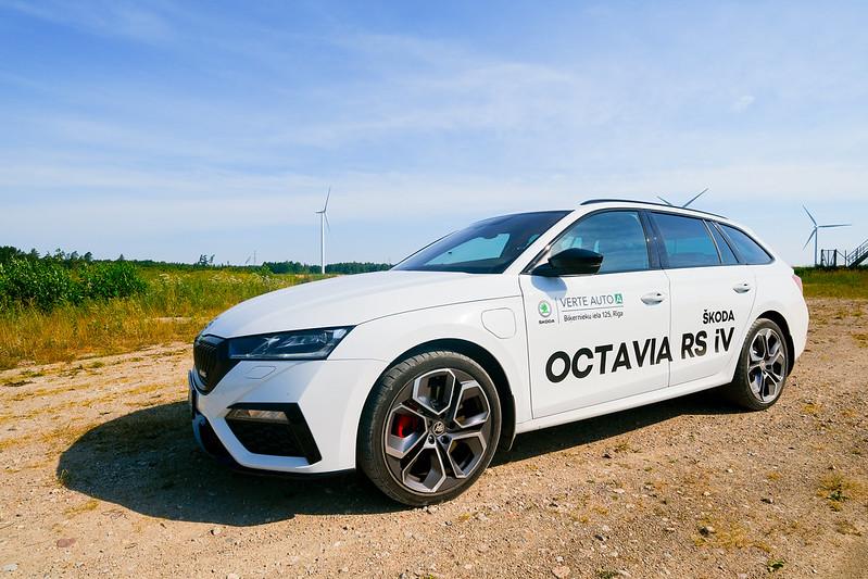 Škoda Octavia RS IV 2021