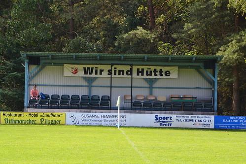 SFV Nossentiner Hütte 9:1 Klein Lukower SV