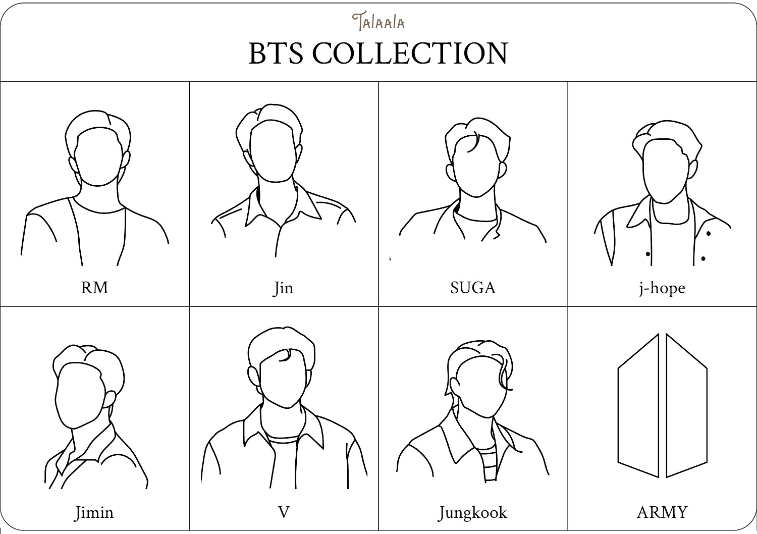 BTS Collection