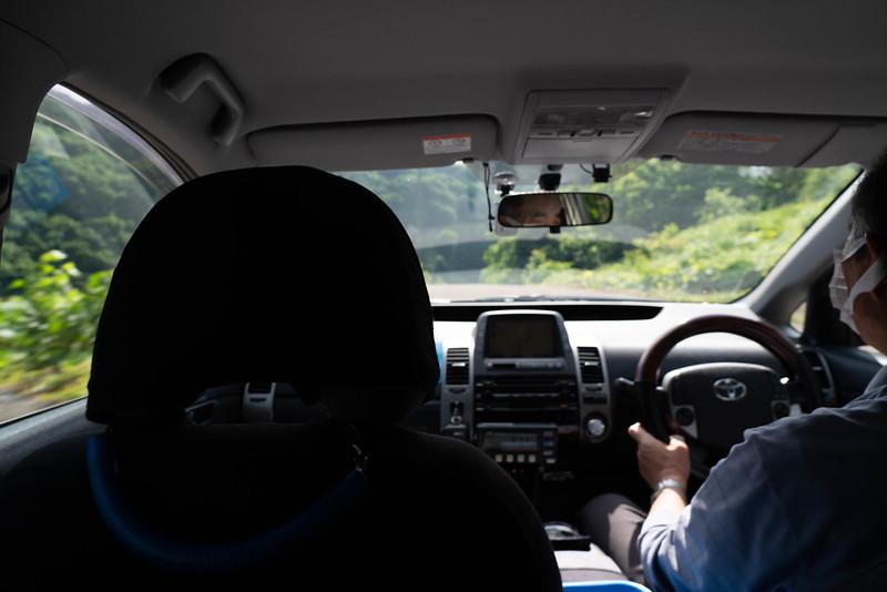 米内沢タクシー