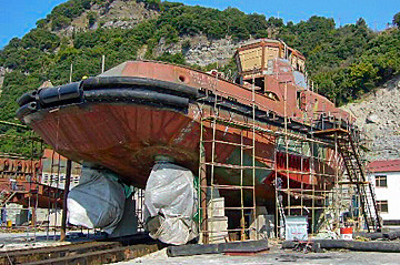 BRENT in aanbouw in Turkije