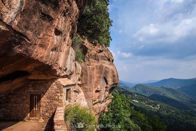 Casa del ermitaño de l'Abellera de Prades