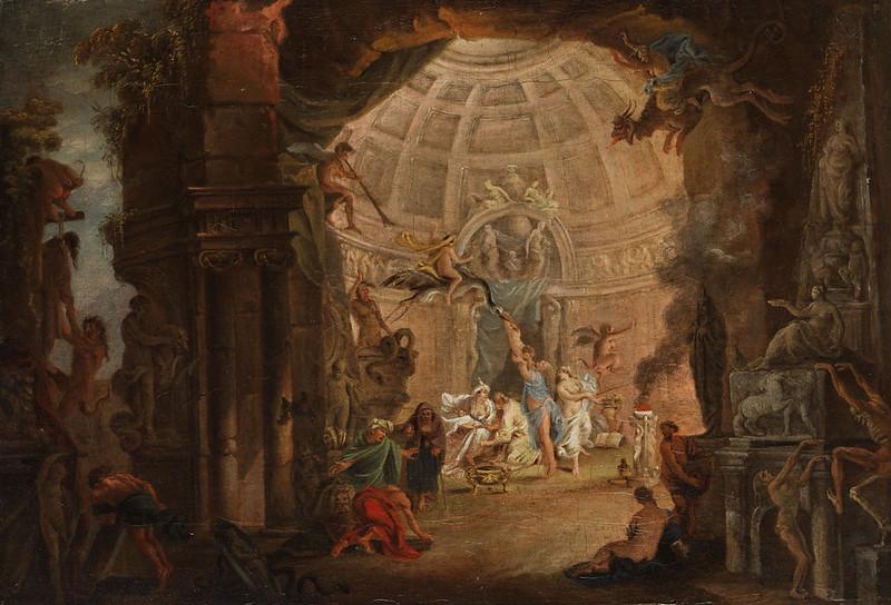 Witches' Sabbath, 18th Century