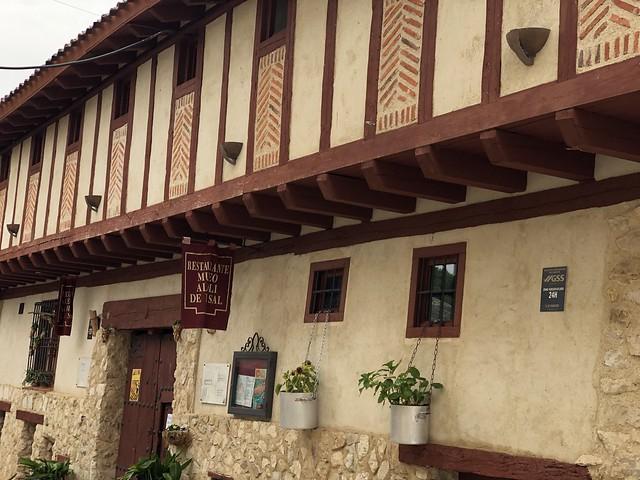 Restaurante Museo Alfolí de la Sal (Torrelaguna)