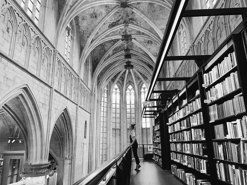kirjakauppa Maastricht Dominicanen