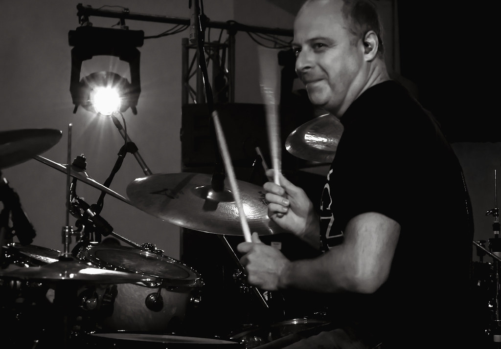 Drummer Igor Stotland