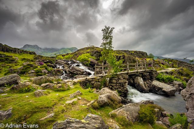 Bridge to Snowdonia