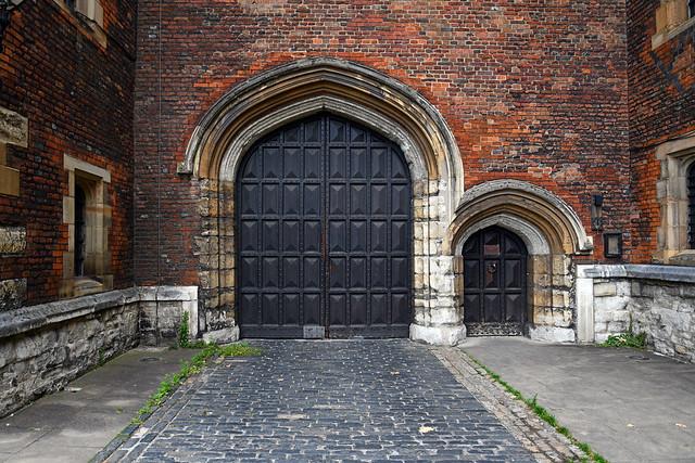 Lambeth Palace / Gatehouse