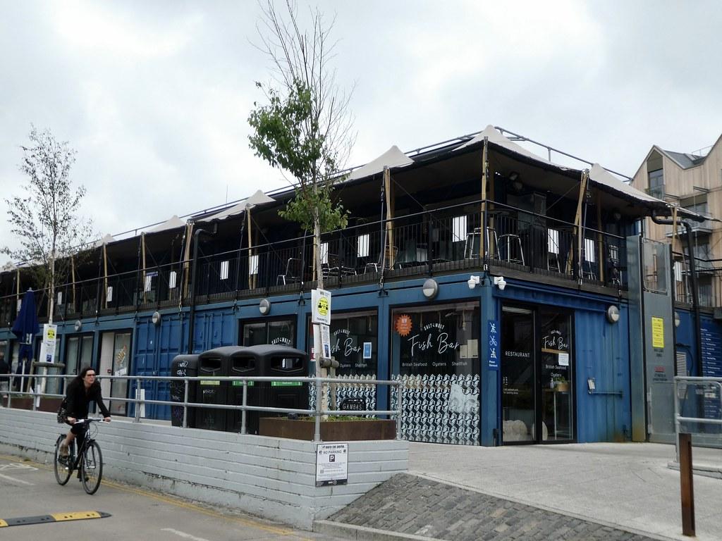 Cargo, Wapping Wharf, Bristol