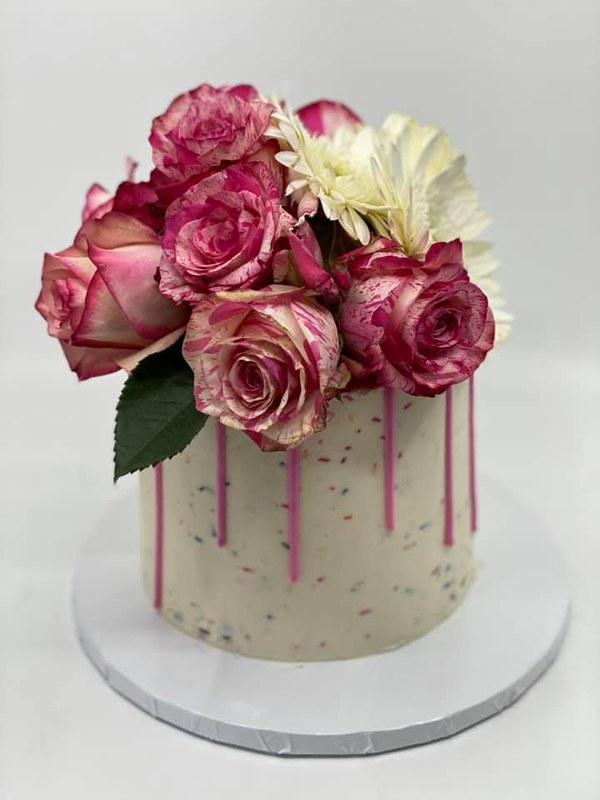 Cake by Marcie's Cakery