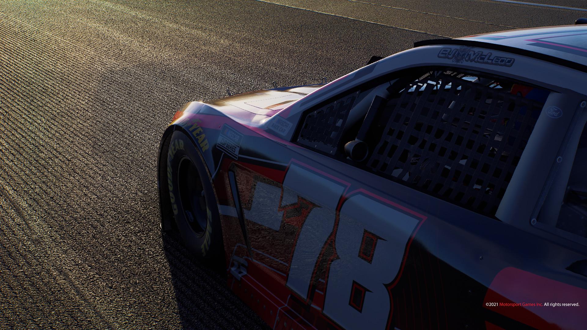 NASCAR 21 3