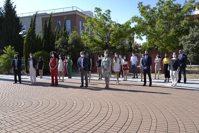 Reconocimientos a las mejores notas en la EVAU en Castilla-La Mancha