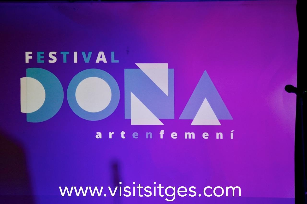 Presentació del Festival Dona Art en Femení Sitges 2021