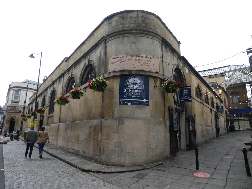 St. Nicholas Markets, Bristol