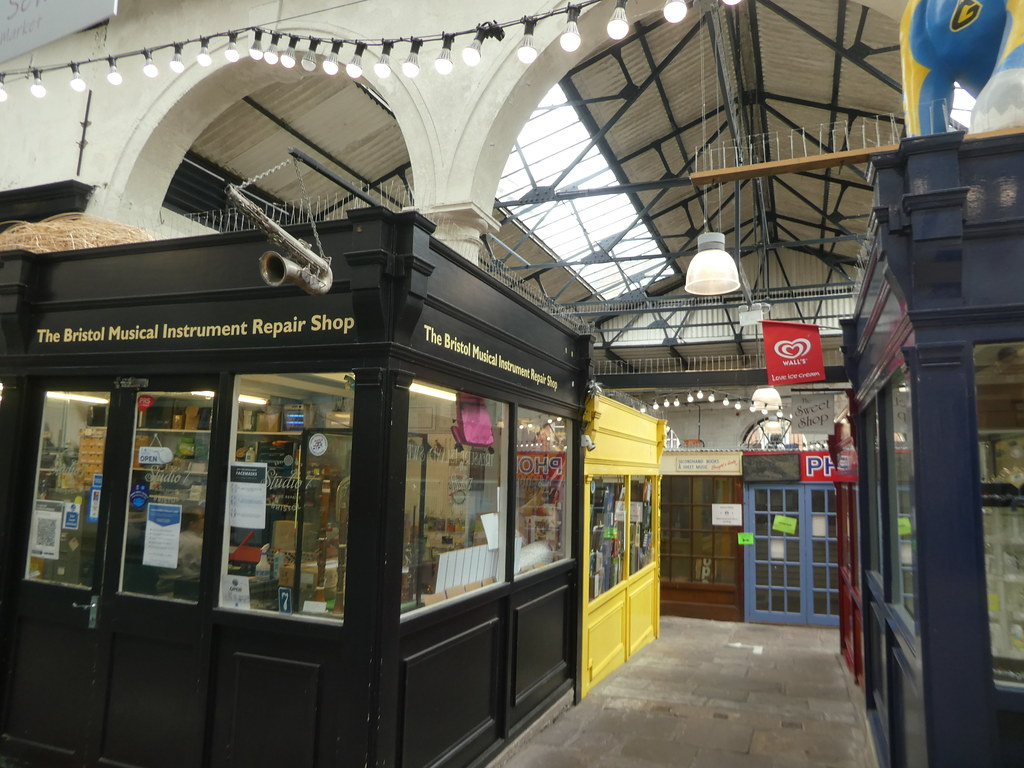 St Nicholas Markets, Bristol