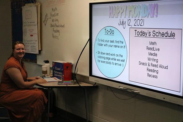 2021 Elementary summer school