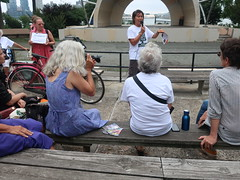 East River Park Action meeting