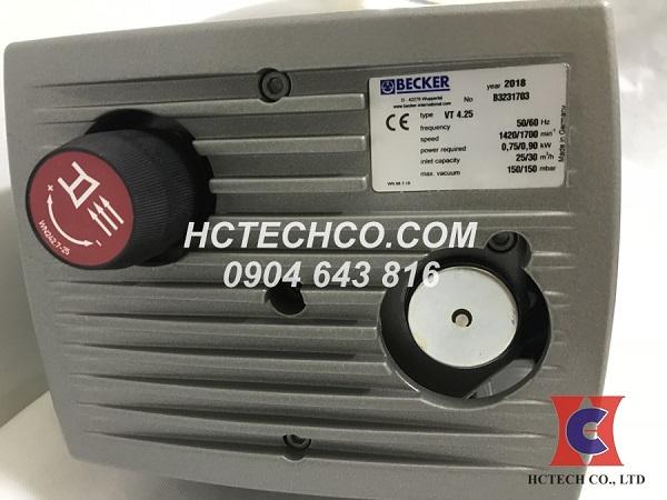Top 10 bơm hút chân không 1hp - 0.75kW chất lượng tại HCTECH