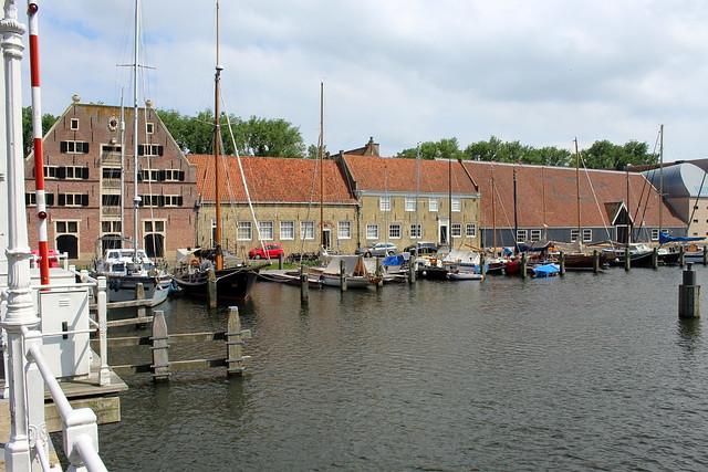 Enkhuizen warehouses