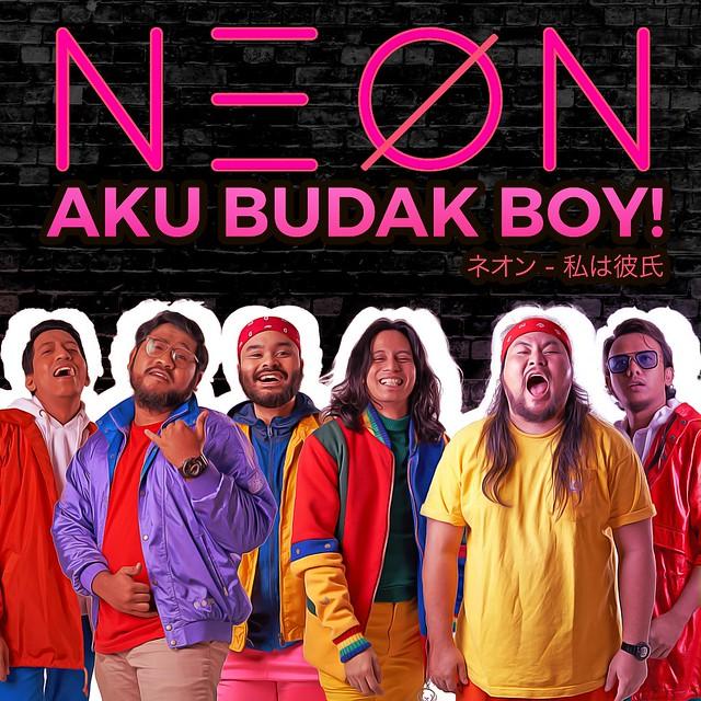 Aku Budak Boy Neon Band