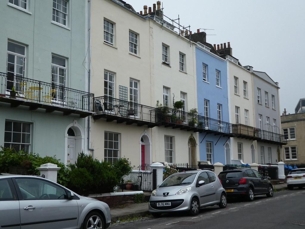 Frederick Place, Clifton, Bristol