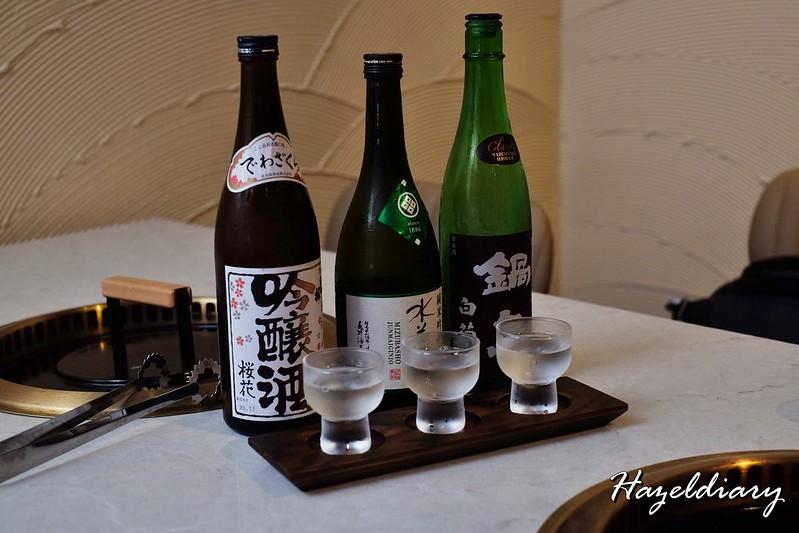Yen Social- Sake 1