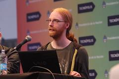Conferencia desarrolladores videojuegos VJ15 - Bergesten Maincraft  (1)
