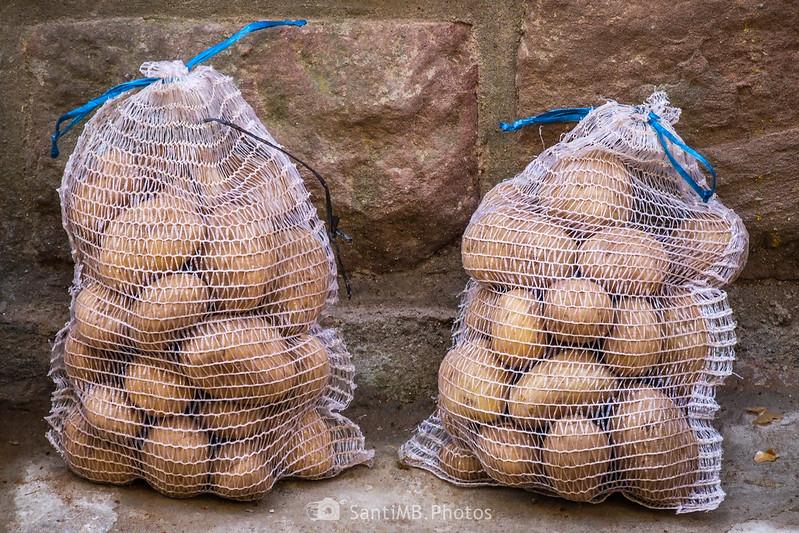 Patatas de Prades