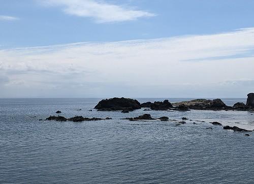 St Monans, coast, Firth of Forth, Fife