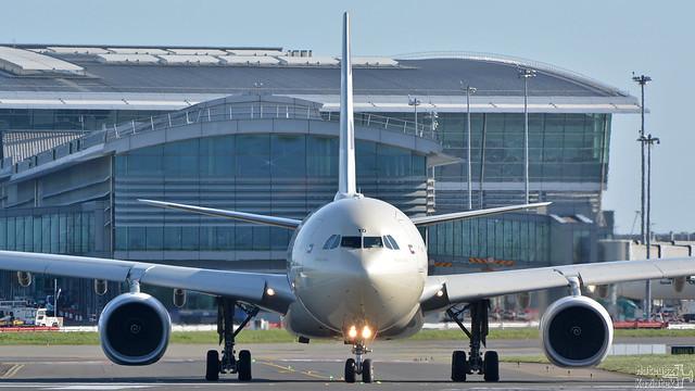 Etihad Airways 🇦🇪 Airbus A330-200 A6-EYD