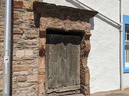 Doorway Elie, Fife