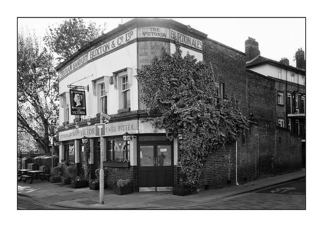 The Victoria in Bermondsey