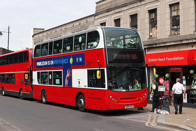 Route 840, Go Ahead London, EN1, SN58CDY