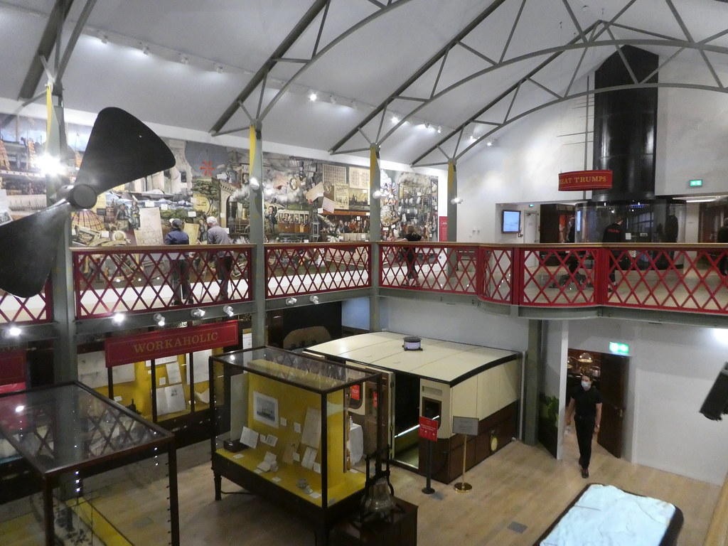 Being Brunel Museum, SS Great Britain, Bristol