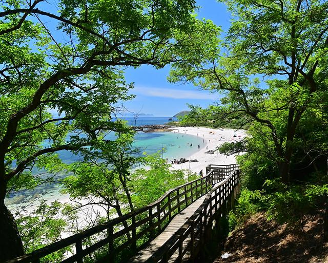 Isla de Ons, en Galicia