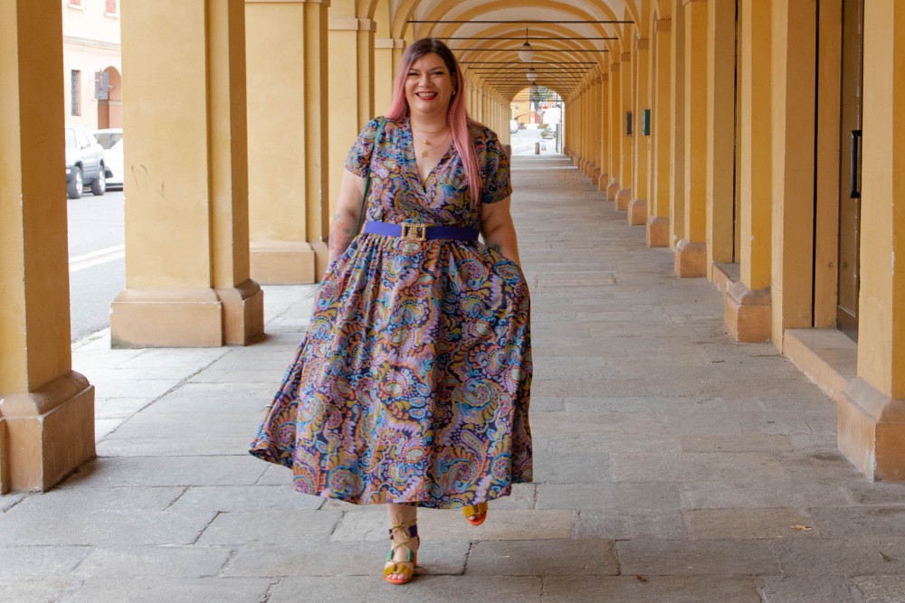 Outfit handmade made in gina curvy plus size (7)