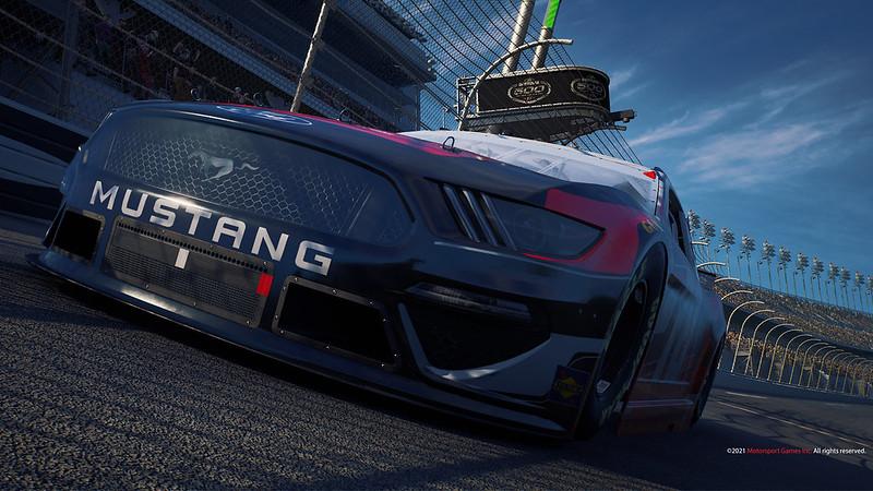 2021 NASCAR Game