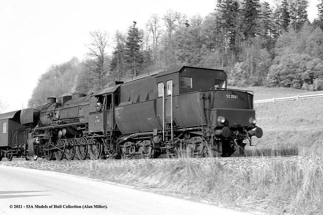 04/05/1975 - near Linz, Austria.