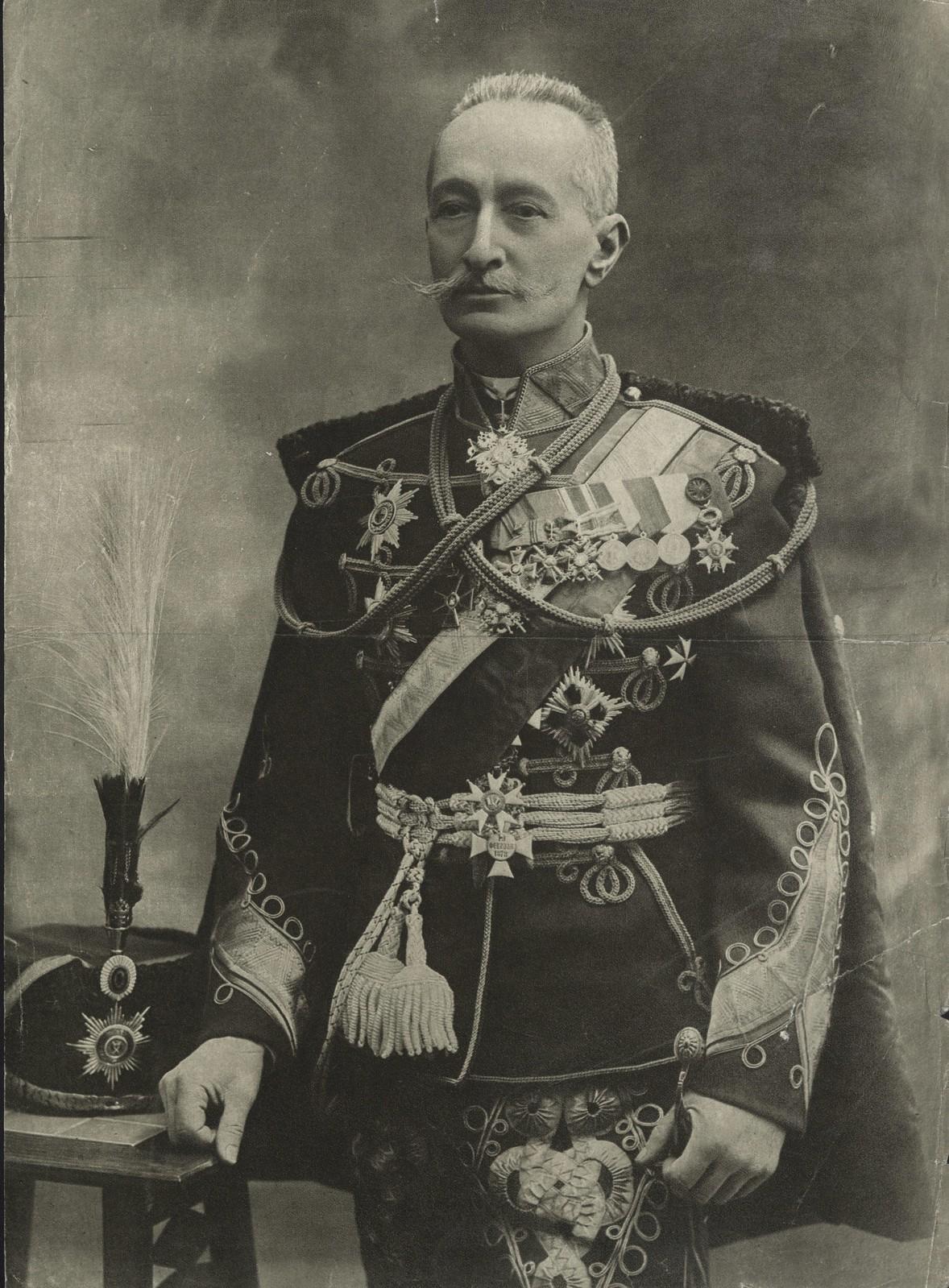 501. Генерал Алексей Алексеевич Брусилов