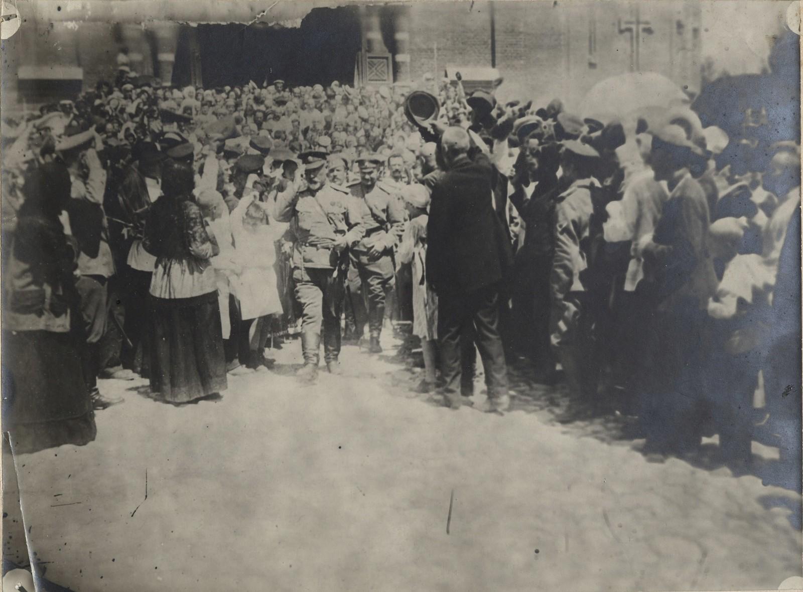 498. 1919. Деникин в Царицыне