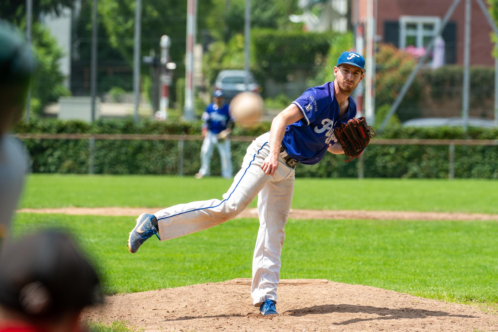 Baseball NLA - 2021