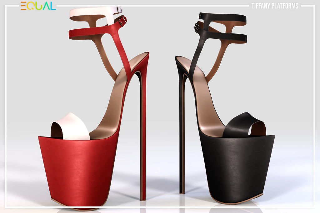 EQUAL – Tiffany Platforms