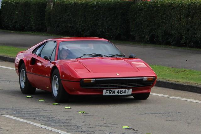 196 Ferrari 308GTB (1979) FRW 464 T