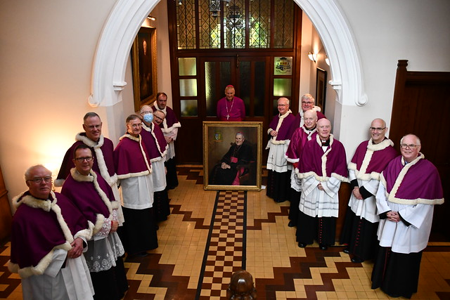 Cathedral Chapter Installations