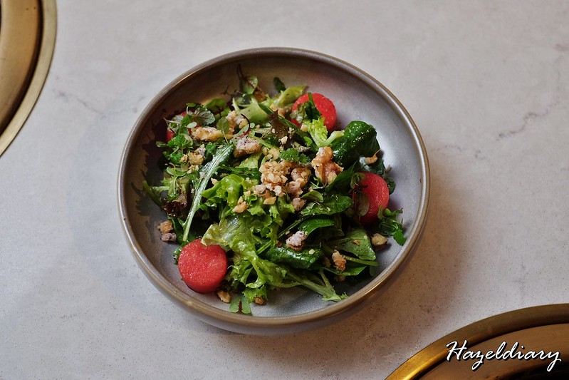 Yen Social- Farmer Salad
