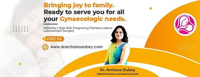 Obstetrician Surgeon in Indore  Dr Archana Dubey