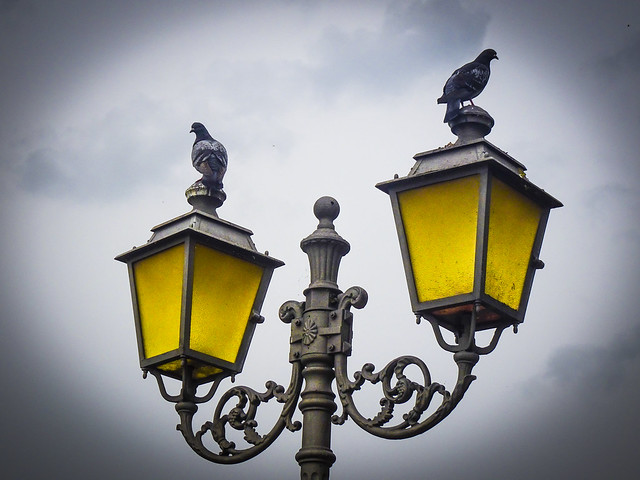 Laternen duo / Lanterns duo